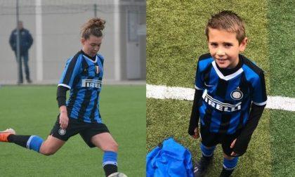 Doppia favola nerazzurra: Ale e Anna giocheranno con l'Inter