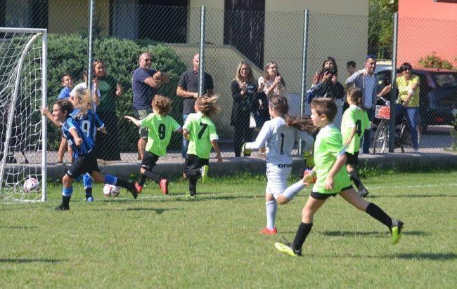calcio giovanile Mozzatese