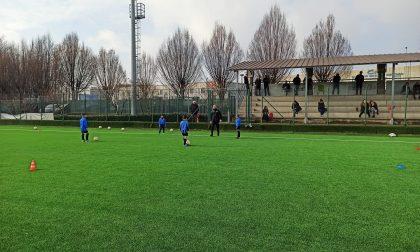 Calcio giovanile altre due giornate di Open days per il Castello Cantù