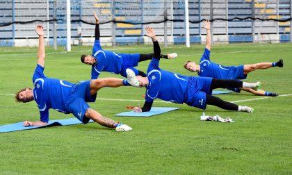 Como calcio primi allenamenti sotto le regia dello staff di Banchini-Gattuso