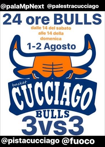 Basket estivo 24 ore Cicciago Bulls