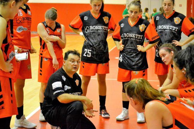Basket femminile Fabrizio Molteni