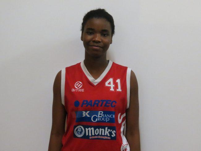 Basket femminile Gloria Ukaegbu