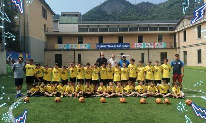 Calcio giovanile, al via gli Open days dell'HF Città di Como per i bimbi dal 2009 al 2017