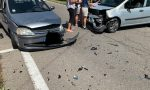 Incidente a Olgiate Comasco, ferite due donne FOTO