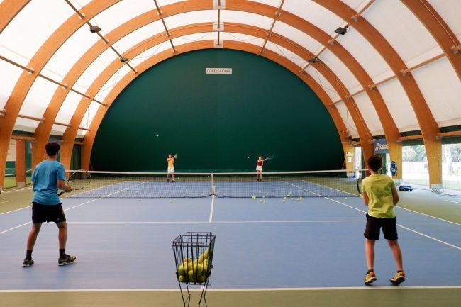 Tennis lariano Junior tennis Concagno
