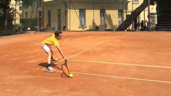 Tennis cantù Niccolò Alfonso Mondini
