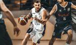 Basket C Gold, la Virtus riparte dal tris d'assi Broggi-Grampa-Scuratti