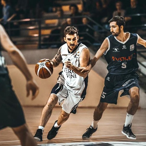 Basket mercato Mattia Banfi