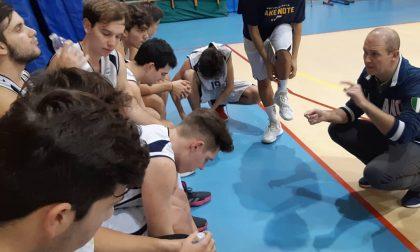 Pallacanestro Albavilla Mauro Dubini nuovo coach degli Under13 biancoblù