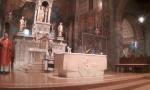 Monsignor Erminio Villa annuncia il suo trasferimento VIDEO