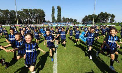 Calcio giovanile al via dal 3 agosto le pre iscrizioni alla Scuola Calcio Inter