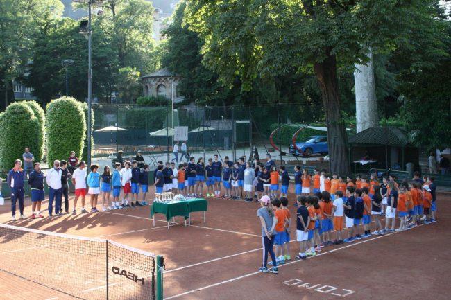 Tennis Como prove gratis dellal scuola tennis