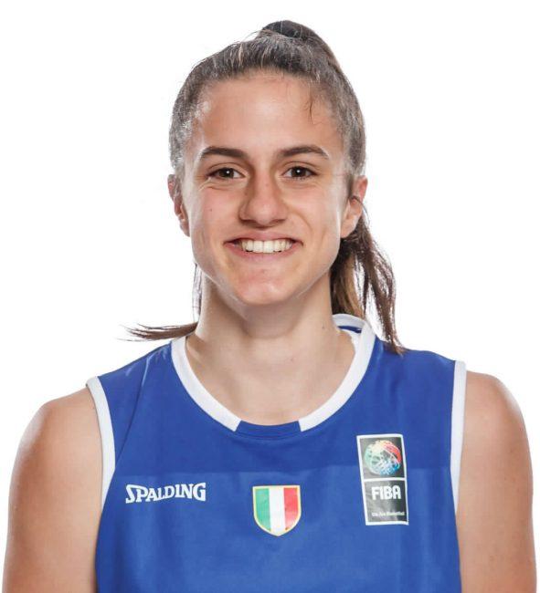 basket femminile Sofia Frustaci