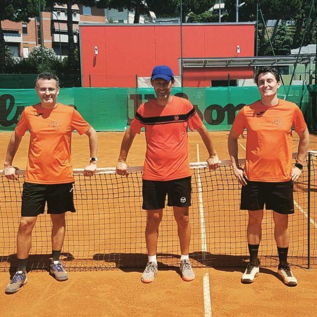 tennis lariano Team Veneri D3 maschile