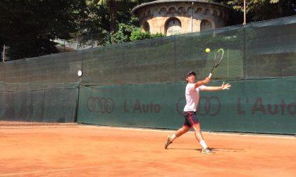 Tennis Como da oggi è ufficiale l'under16 Tommaso Redaelli sale ancora di categoria
