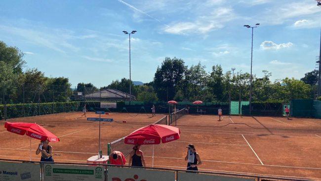 Tennis Como ko a Morbio