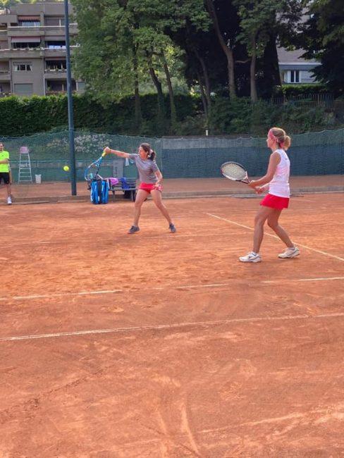 Tennis Como team femminile di D2