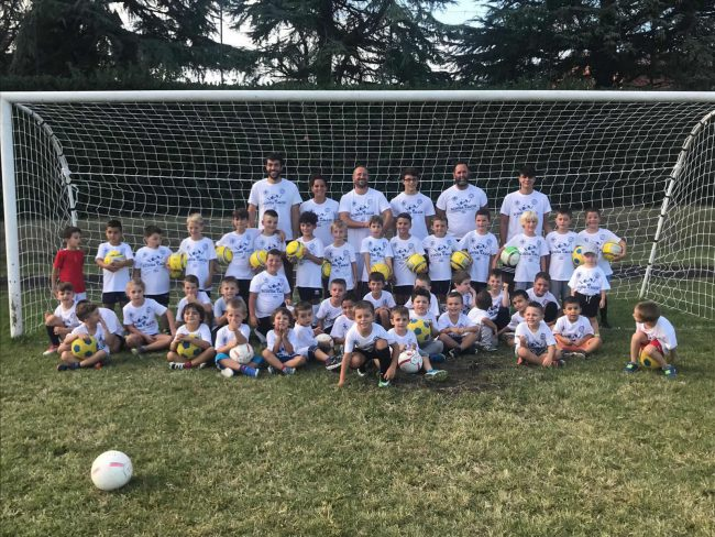 Calcio giovanile US Itala in campo