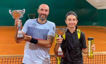 Tennis lariano Thomas Ristolfi vince il 4° Torneo Rodeo 4° categoria singolare maschile