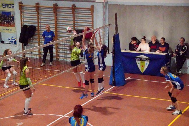 Volley femminile Open days Colverde