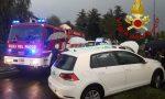 Incidente a Lomazzo ci sono tre feriti SIRENE DI NOTTE