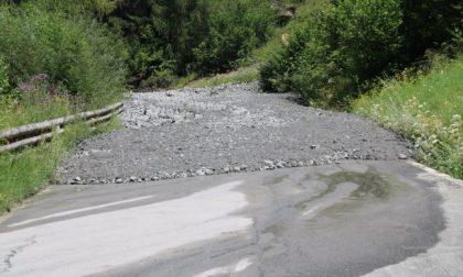 Alta Valle devastata dal maltempo: la Statale 38 rimane chiusa