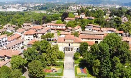 Casnate dall'alto: le bellezze del piccolo Comune riprese da un drone VIDEO
