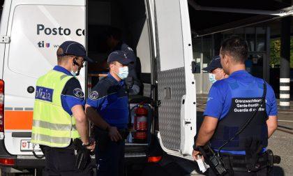 Arrestato al confine tra Italia e Svizzera un uomo ricercato