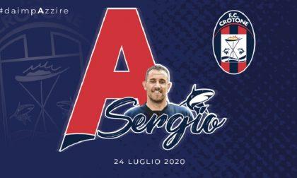 Il Crotone è in seria A e dedica la promozione a Sergio Mascheroni: il grazie della moglie