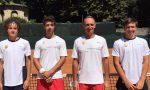 Tennis Como il team maschile vince il derby con Tavernola per 4-0