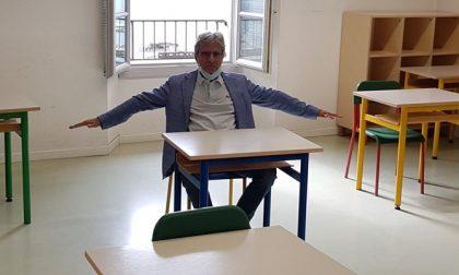 Investimento di 10mila euro, a Laglio la scuola è pronta: parola del sindaco Pozzi
