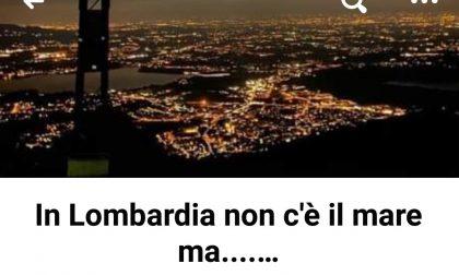 """""""In Lombardia non c'è il mare ma…"""": è boom di iscritti per il gruppo Facebook creato da una erbese"""
