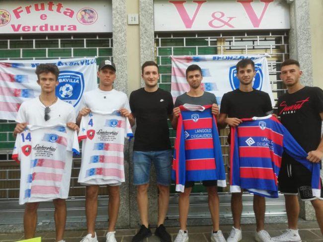 Calcio lariano Ac Albavilla