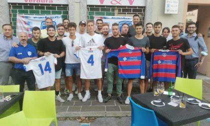 Calcio lariano fari puntati sull'esordiente Ac Albavilla 2020/21