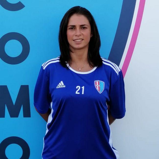 calcio femminile Alice Cama