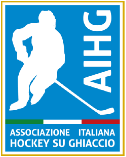 Hockey Como il logo AIHG