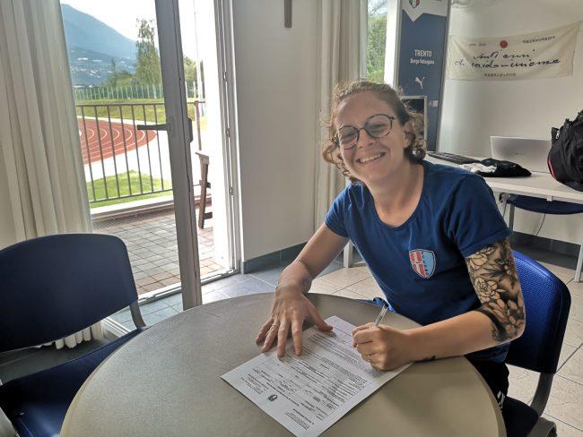 Calcio Femminile Alessia Rognoni