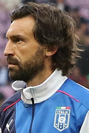 Como calcio Andrea Pirlo