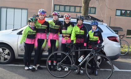 Ciclismo lariano: altro weekend intenso per le ragazze della Bike Cadorago