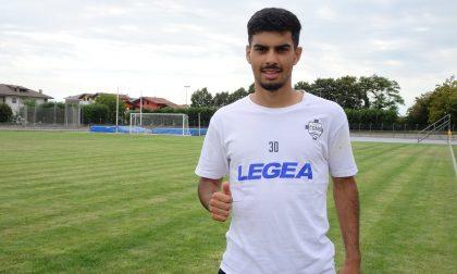 Como calcio Azzedine Dkidak è ufficialmente un calciatore azzurro