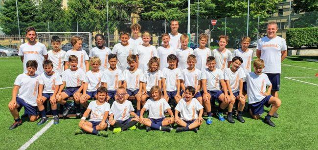 Calcio giovanile camp Cittadella