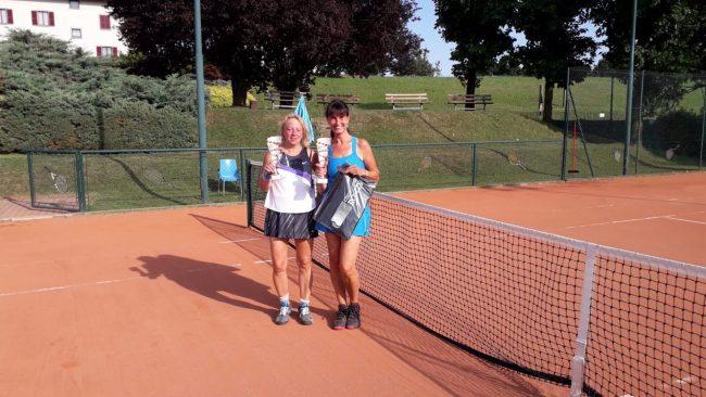 Tennis Como Claudia Cappellani