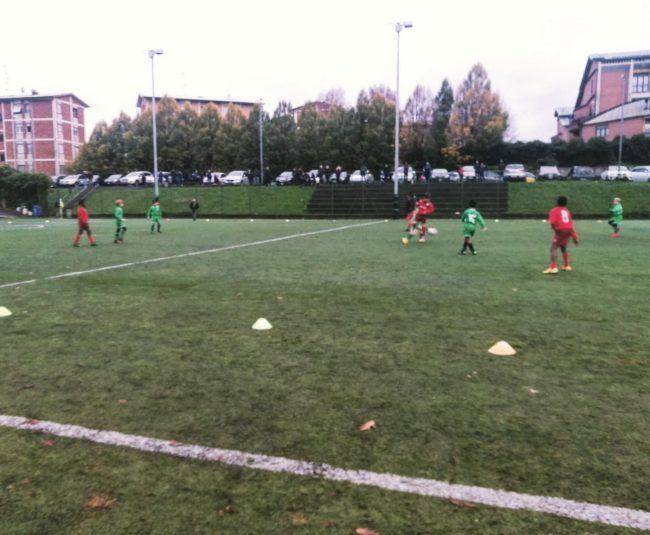 Calcio giovanile ASD Cometa