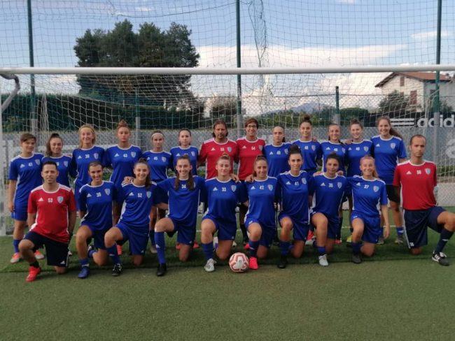 Calcio femminile Como Women Primavera