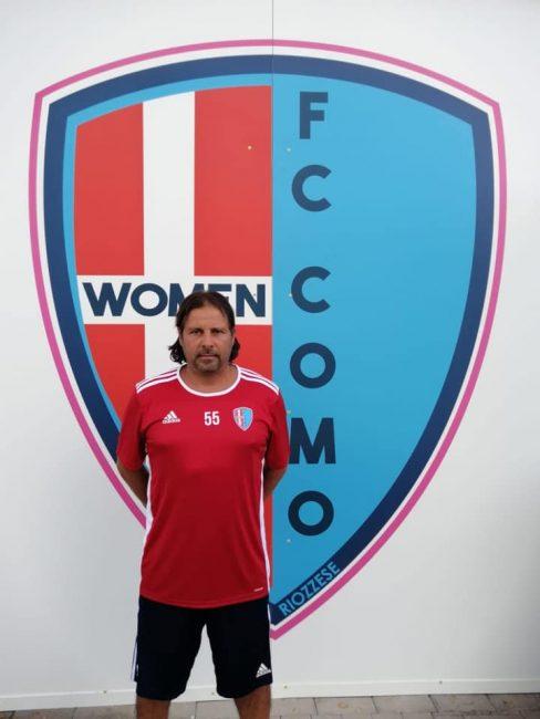 calcio femminile mr Tiziano capello