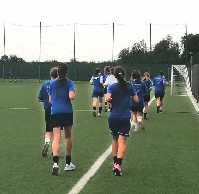 Calcio femminile U17 Como Women