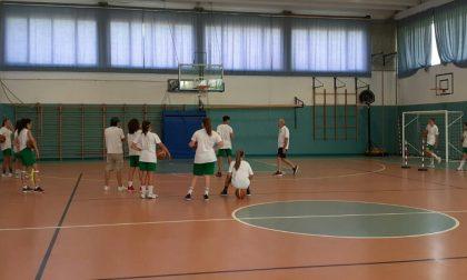 Basket femminile la Pol. Cucciago'80 va ancora a segno con il suo camp tutto rosa