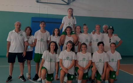 Basket femminile cucciago camp femminile