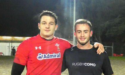 Rugby lariano Davide Ruggeri è stato convocato con l'Italia per il raduno del 10 agosto